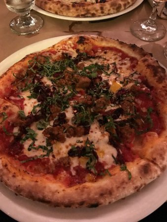 La Pizzaiolle: Sundried tomatoes