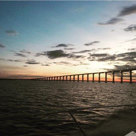 Caesar Business Manaus : Vista da ponte