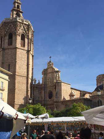 Valencia Cathedral : Cattedrale
