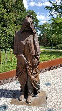 Statue L'Homme et l'Enfant de Ousmane Sow