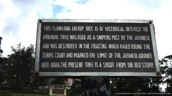 A Plaque Explaining The Battle Of The Tennis Court Picture Of