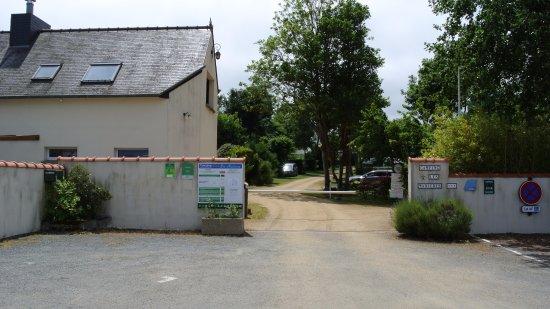 Pordic, Francia: Entree