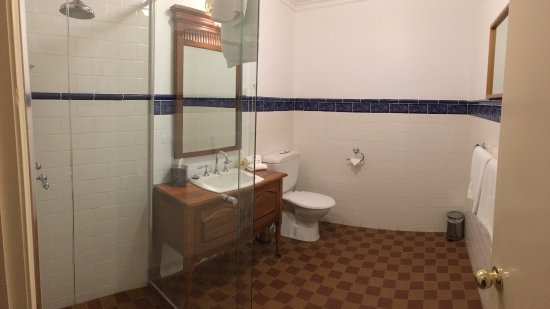 Croydon, Australia: Room 3 bathroom