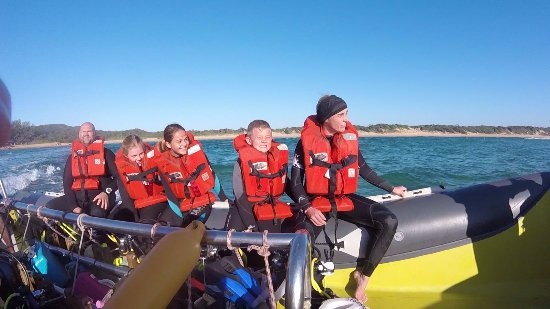 Sodwana, Güney Afrika: Junior Open Water Students first sea dive!