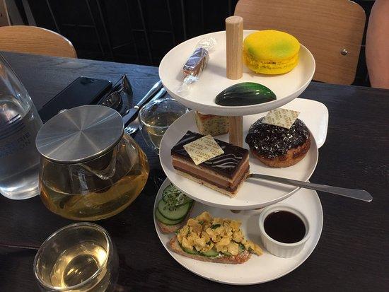 Delightful Afternoon Tea in Flatiron Neighborhood