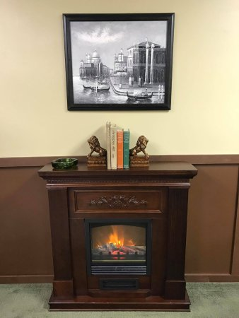 Monaca, PA: Time Machine - Such a cozy fire