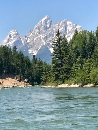 Moose, WY: Magestic Tetons