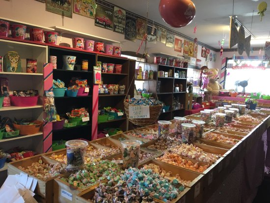 Leavenworth, WA: Delicious Taffy