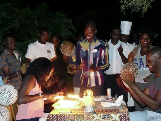 Meru National Park, Kenia: Birthday under the stars