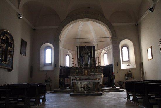 San Severino Marche, Italy: altare