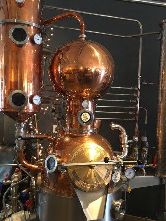Leavenworth, WA: Blue Spirits Distilling
