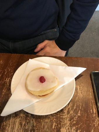 Lochcarron, UK: Tortina di pasta frolla