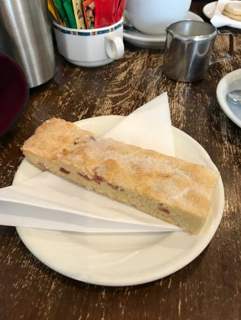 Waterside cafe: Shortbread