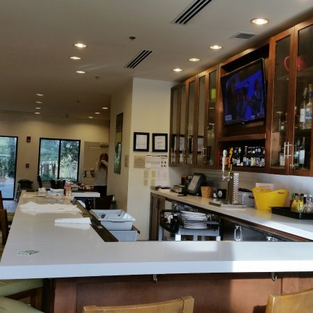 Hilton Garden Inn Raleigh-Durham/Research Triangle Park: Bar