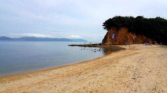 Tonosho-cho, اليابان: 往小島左側