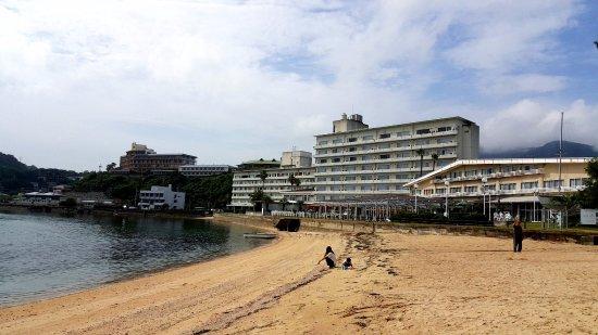 Tonosho-cho, اليابان: 小島回拍小豆島國際飯店