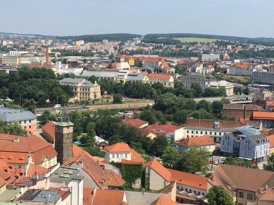Pilsen, República Checa: view
