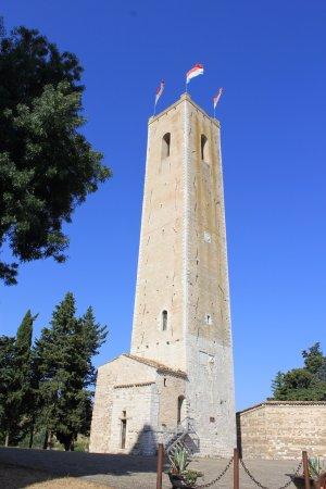San Severino Marche, Italië: torre