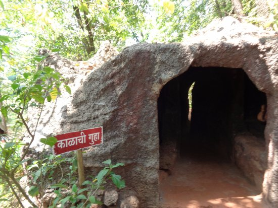 Prachin Konkan Museum: Cave Door To Enter The Museum