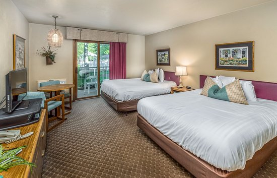 Somerset Inn & Suites: Traditional Hotel w/ Two Queen Beds