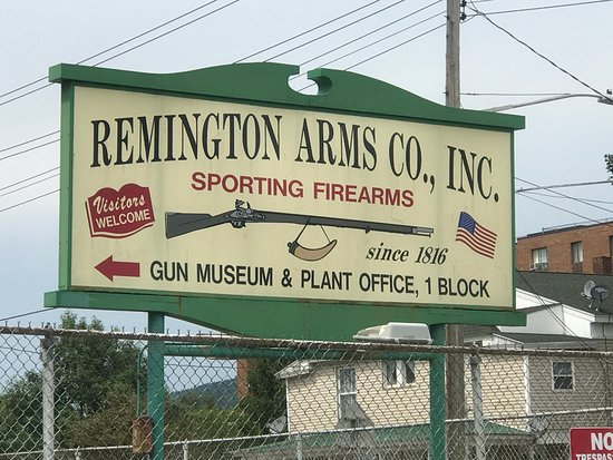 Ilion, NY: Remington