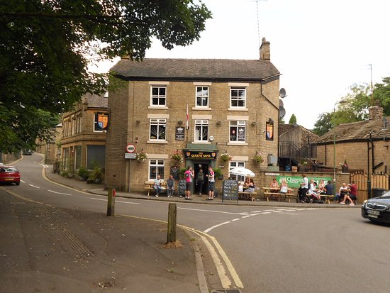 Glossop, UK: Queens Arms Country Inn