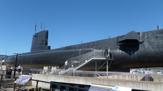 Gosport, UK: HMS Alliance