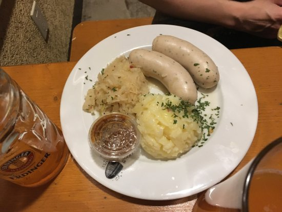 Franklin Square, Nova York: Bockwurst