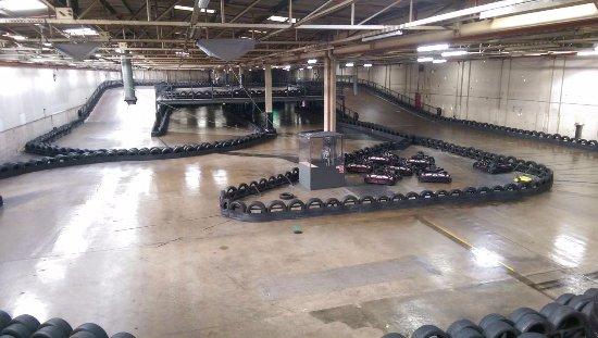 TeamSport Indoor Go Karting Bristol
