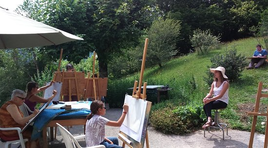 Drawing workshop CROQ-PAYSAGE