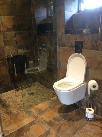 Bucknell, UK: Our bathroom
