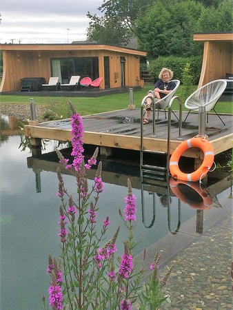 Bucknell, UK: A fab place to stay