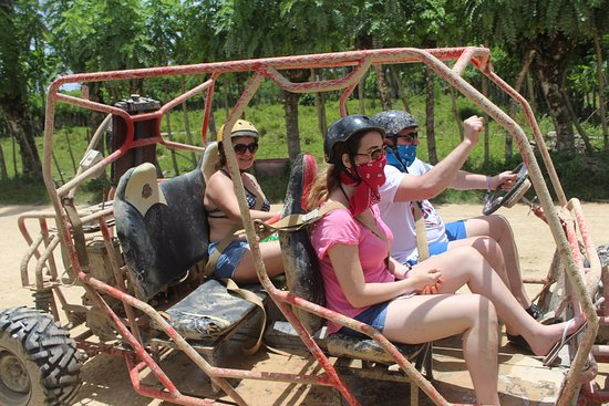 Punta Cana, Dominican Republic: Buggy Excursion, awesome thrill