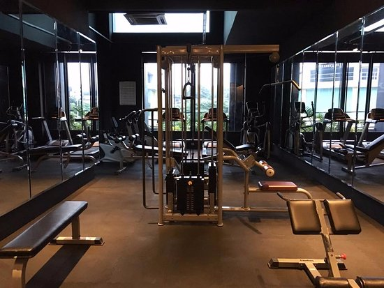 The gym picture of m boutique hotel ipoh ipoh tripadvisor