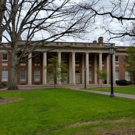 Chapel Hill, NC: Lieu administratif