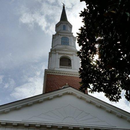 Chapel Hill, North Carolina: Clocher, en mode zoom