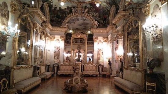 Museo Cerralbo: Salón de baile