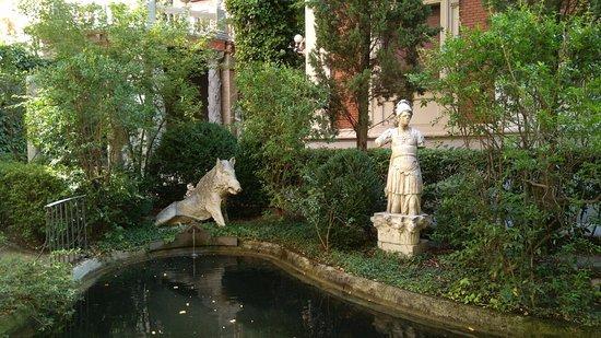 Jardín: fotografía de Museo Cerralbo, Madrid - Tripadvisor