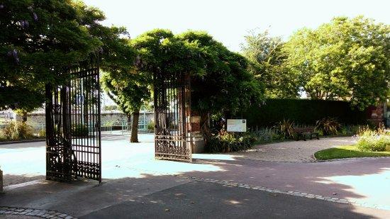 Jardin public de cherbourg photo de jardin public de for Jardin publiques