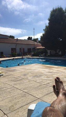 Aldeamento Turistico Camarido: Pool und Entspannung