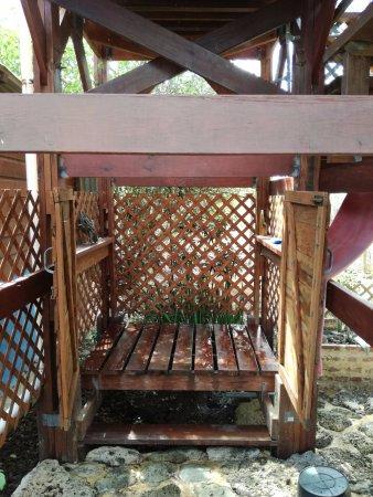 Auriga Ecolodge: Buitendouche
