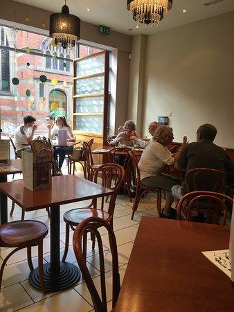 Zugers Tea Rooms