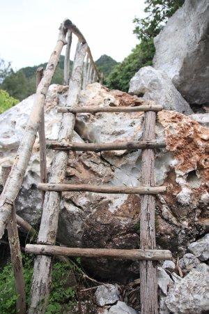 Sam Roi Yot, Tailandia: Climb