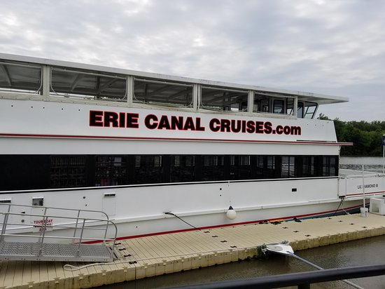 Erie Canal Boat Tours Herkimer