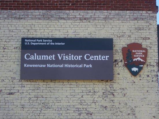 Calumet Visitor Center