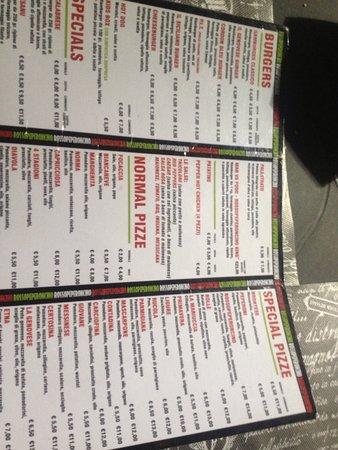 Calatabiano, Italië: rossopeperoncino fusion food