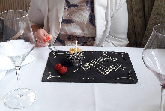 Oakley, UK: Happy Birthday!