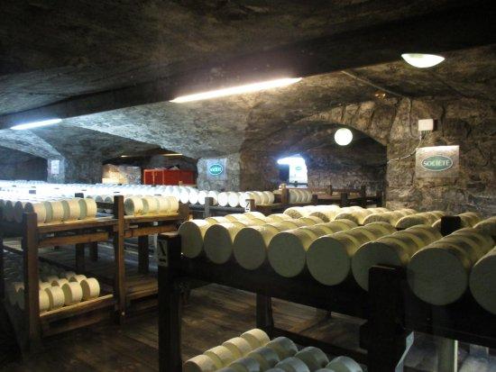 Roquefort Sur Soulzon