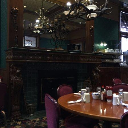 Bullock Hotel: Dining Room