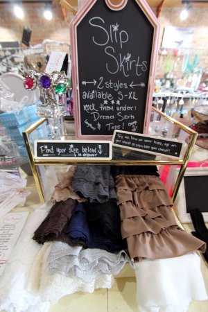 """Lyn-Maree's Boutique: Slip Skirts - the ultimate """"classic"""" need"""